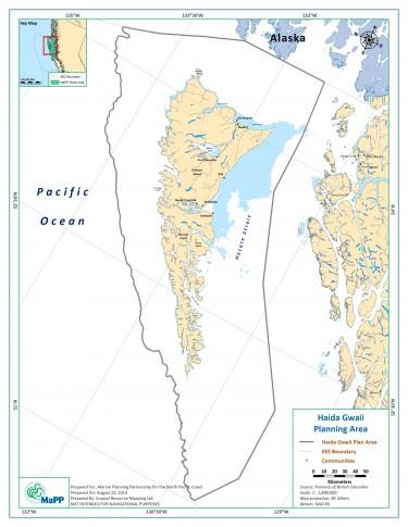 Haida Gwaii Planning Area