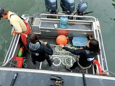CC CGW boat