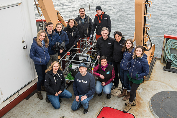 oceana-team-photo
