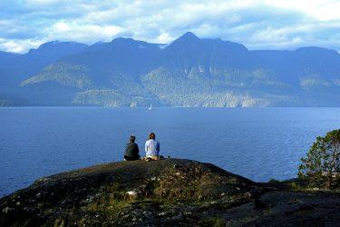 North Vancouver Island tourism. Photo credit: Rick Snowdon.